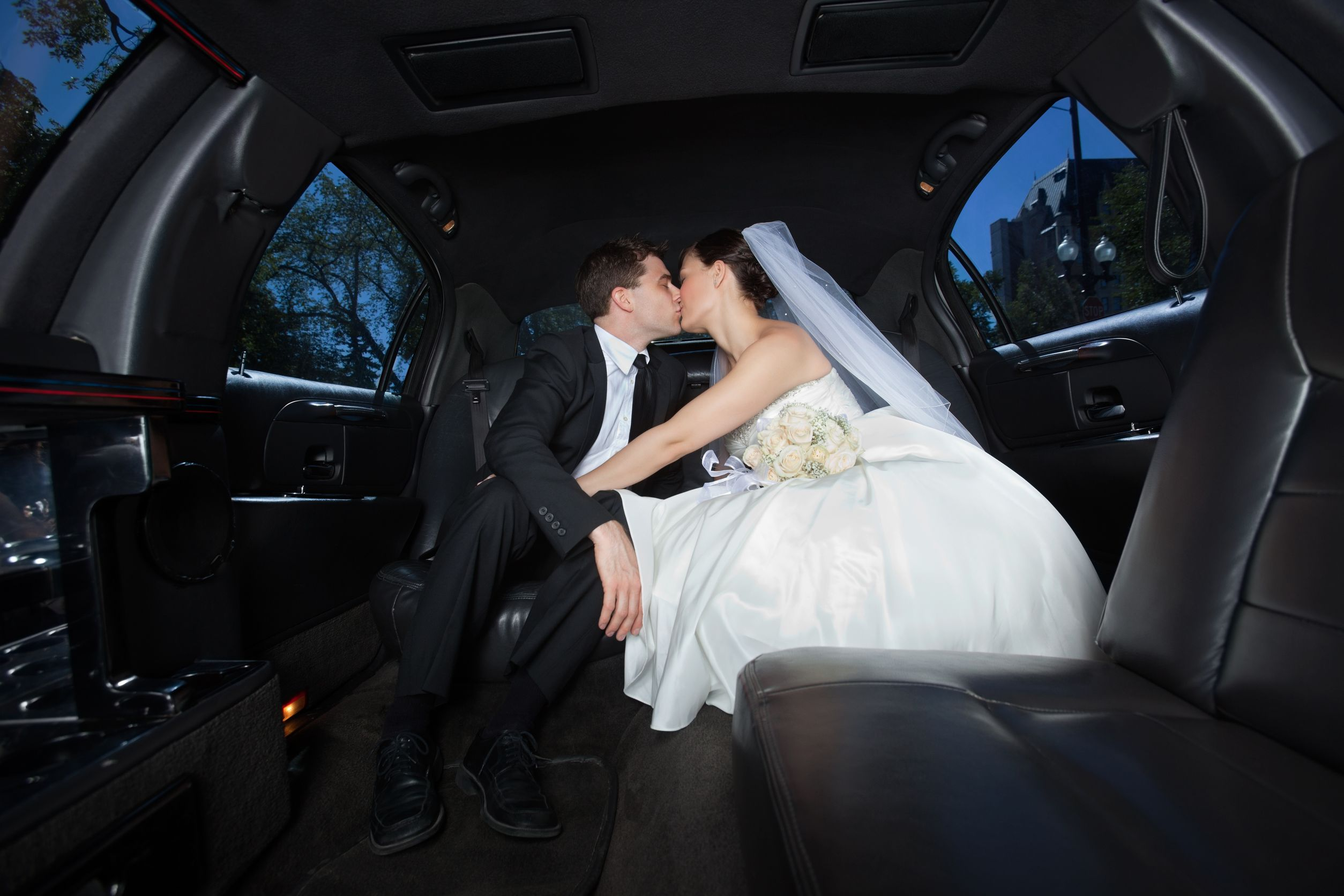 Las Vegas Wedding Limo Service