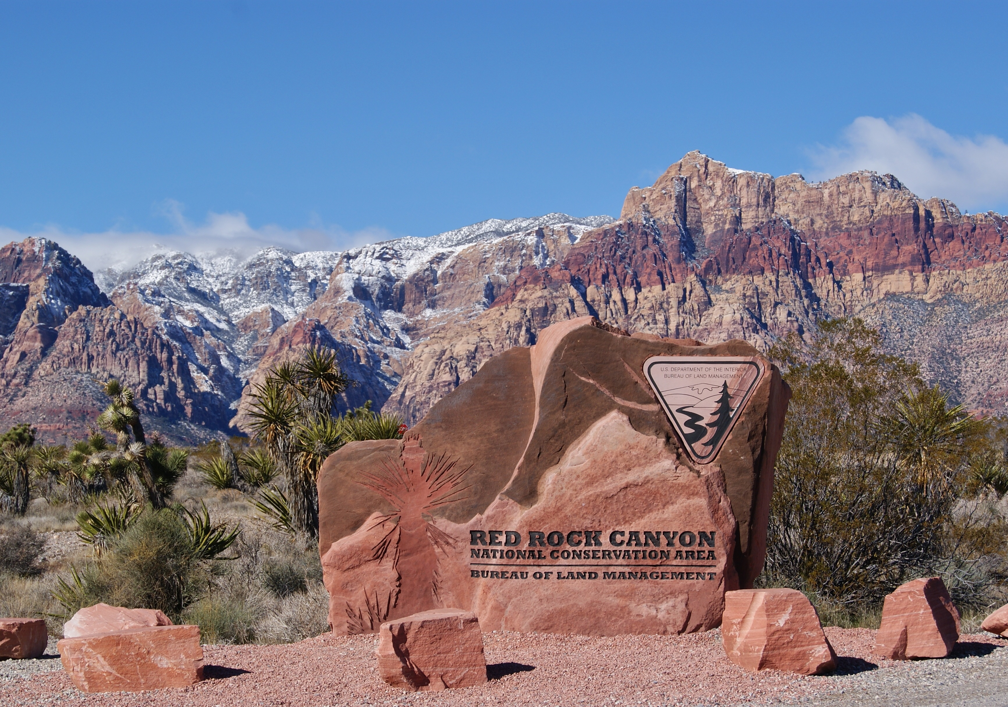 Red Rock Canyon Limo Tour
