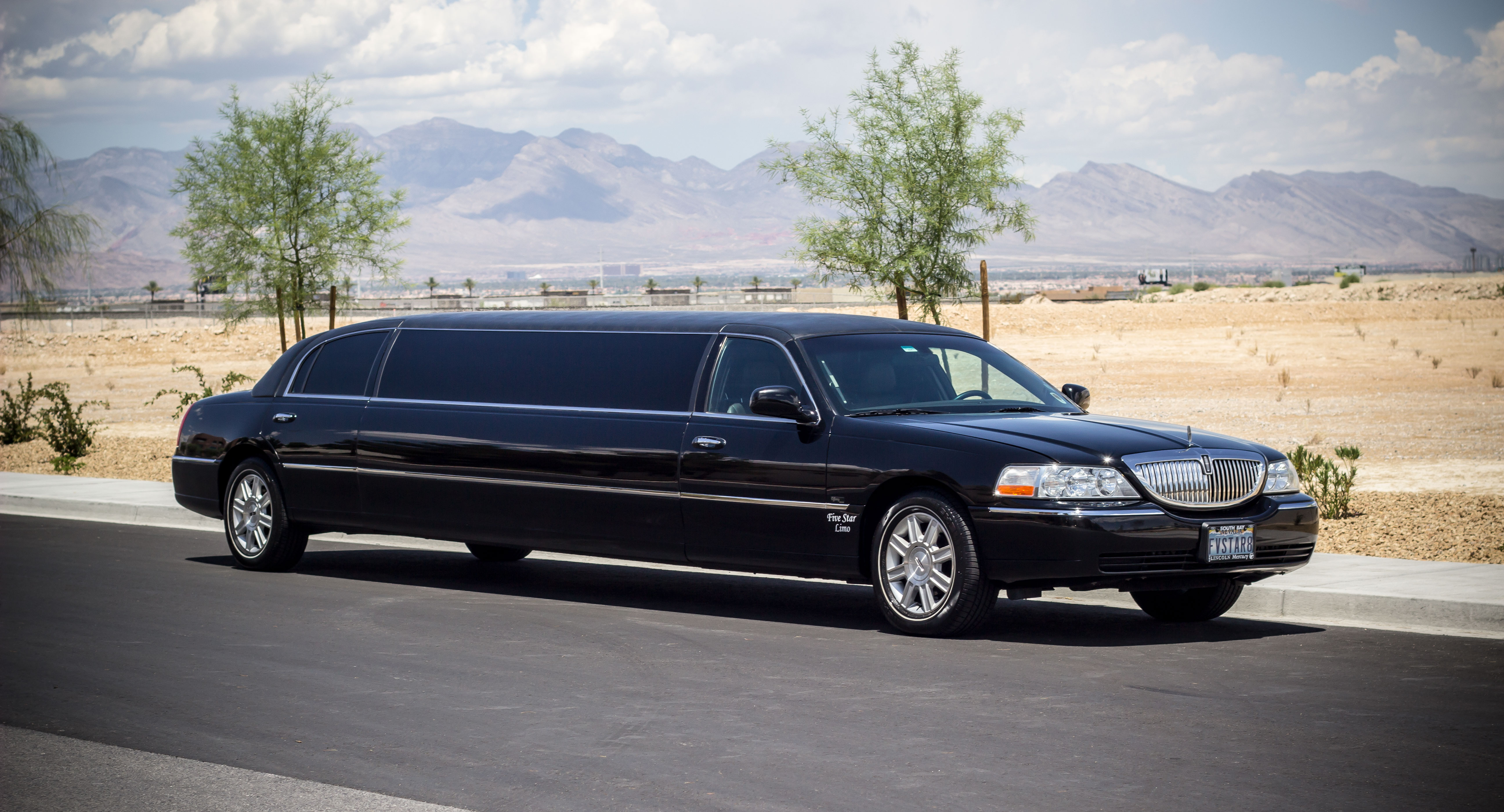 Super Stretch Sedan Limo Las Vegas