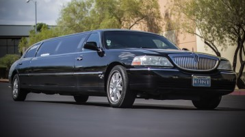 Town Car Stretch Limo
