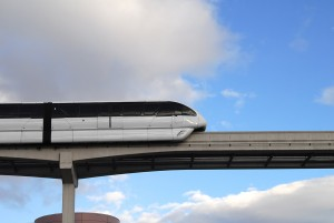 Monorail Partners with UFC in Las Vegas