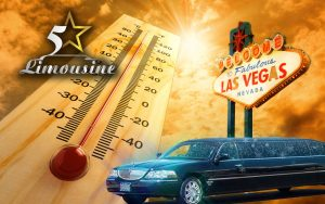 Fight the Vegas Heat with Five Star Limousines