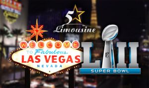 Las Vegas Superbowl Party Limousine Transportation