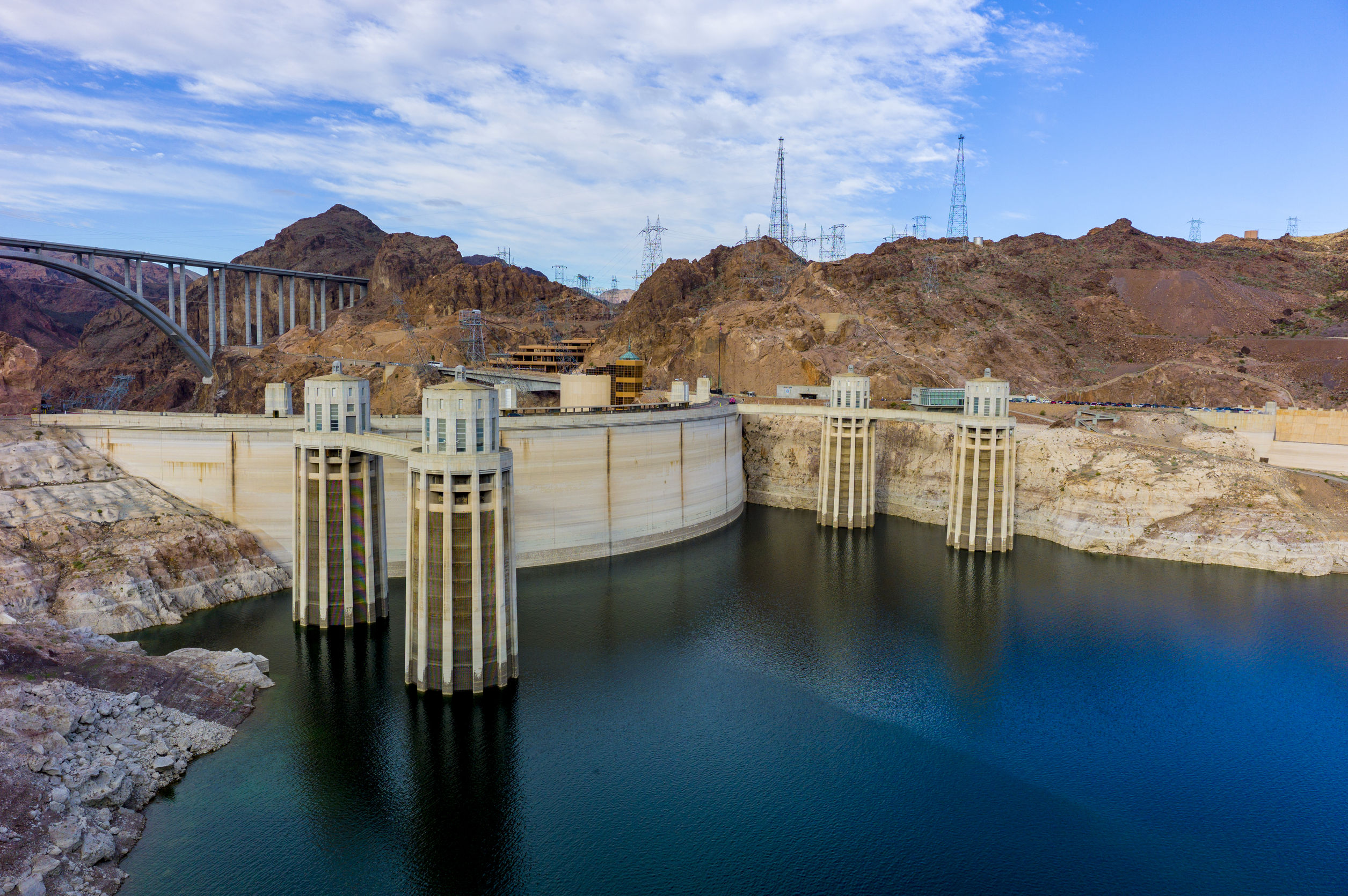 Hoover Dam Limo Tour