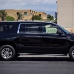 Black SUV Suburban