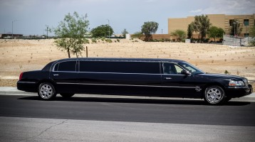 Lincoln Super Stretch Limousine