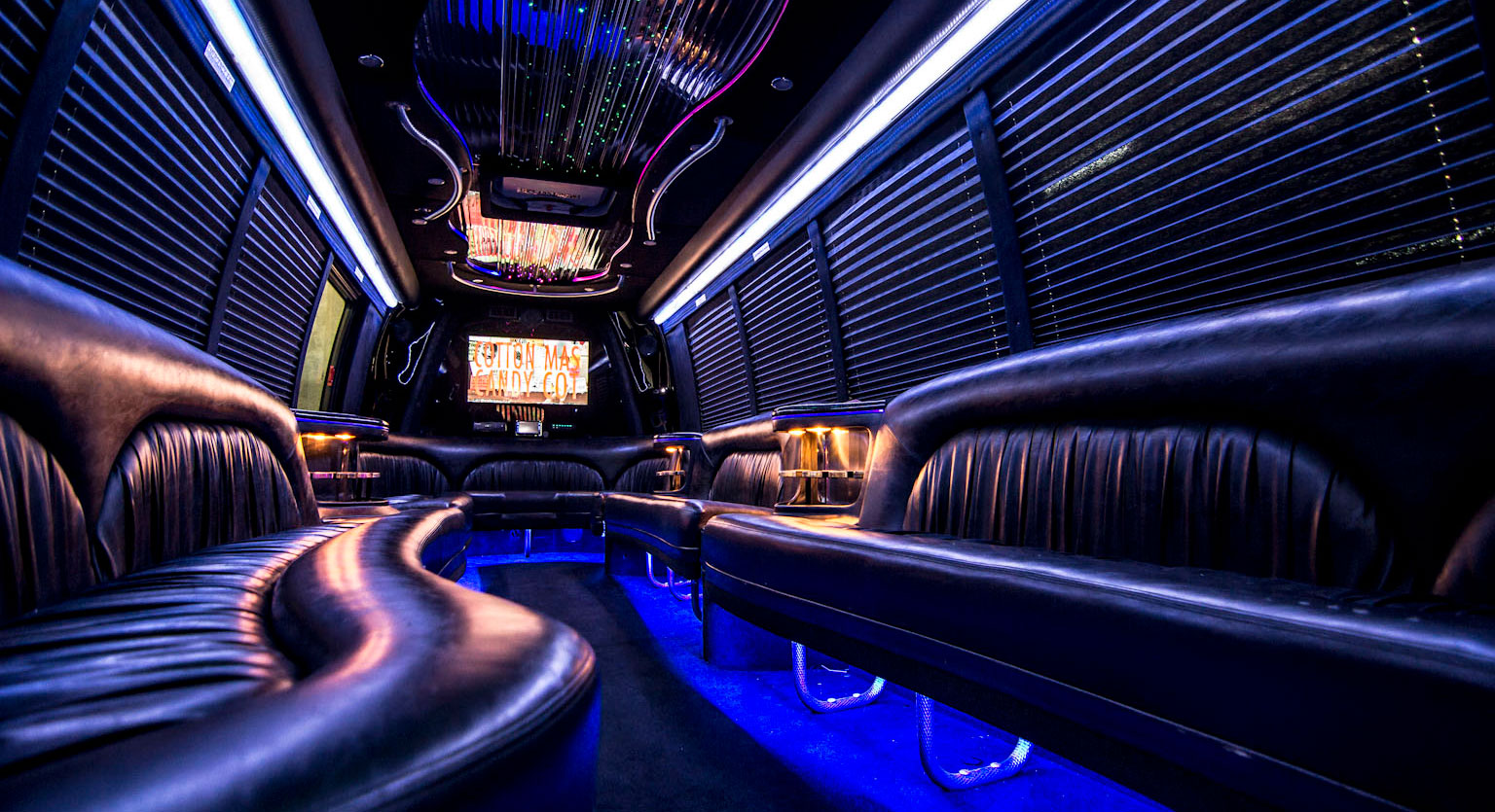 Vip Party Bus Las Vegas