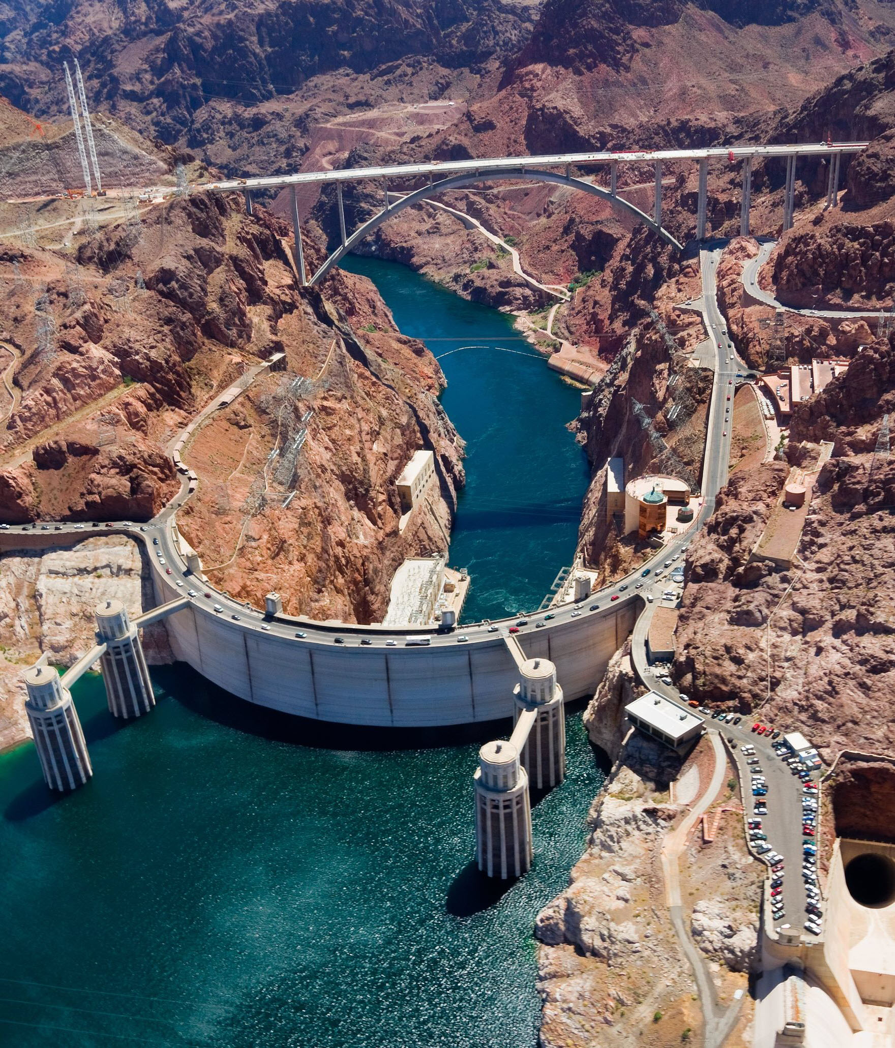 Hoover Dam Tours >> Hoover Dam Limo Tour