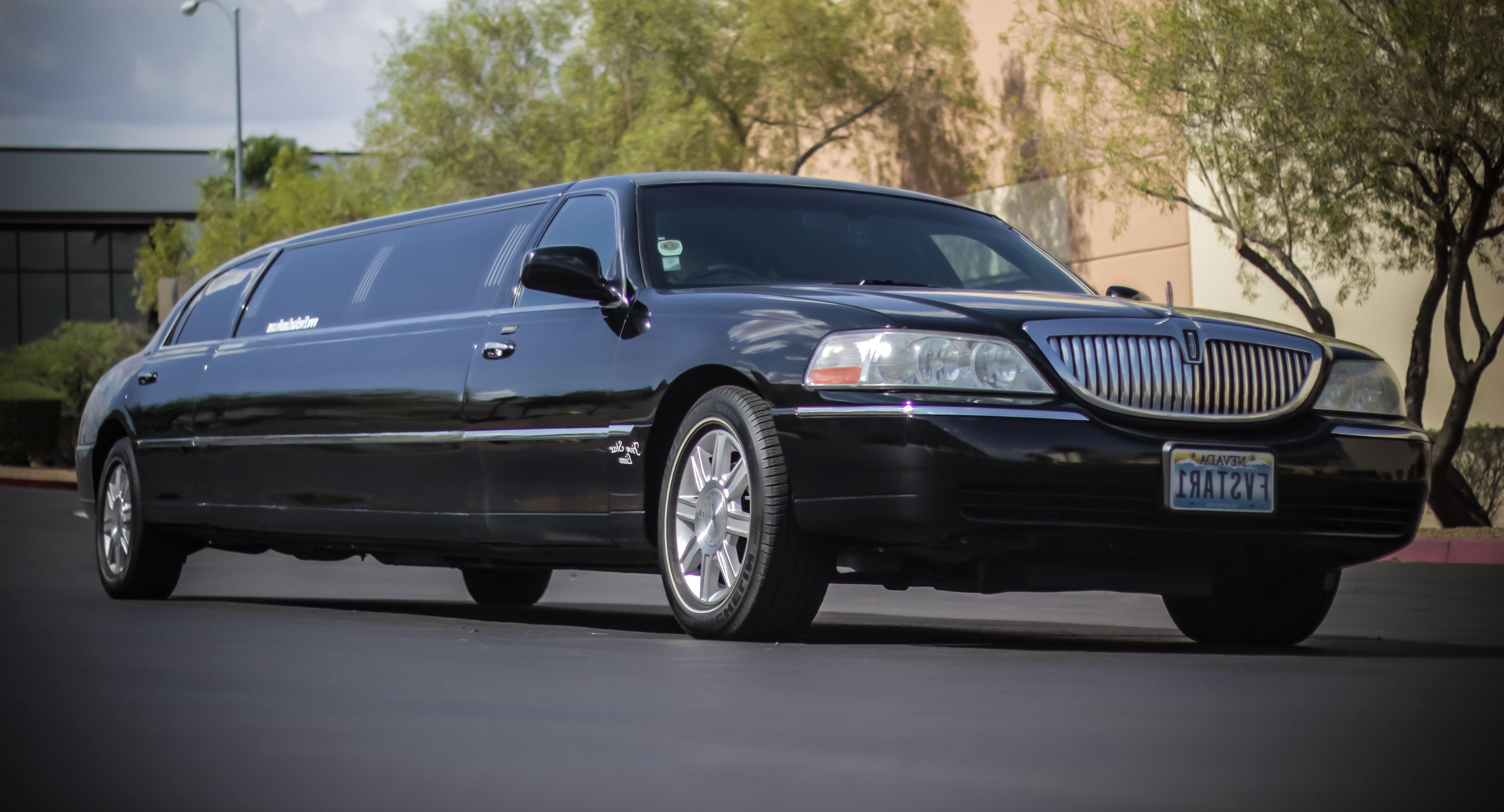 Stretch Sedan Limousine Las Vegas