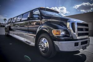 Mammoth F650 Limousine Las Vegas